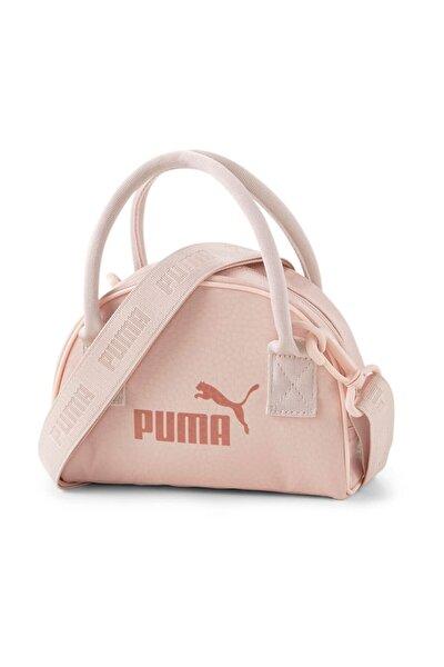 Core Up Mini Grip Bag Kadın Pembe El Çantası - 07830803