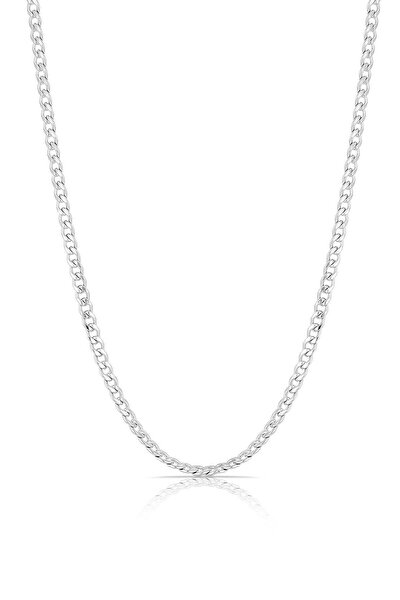 Erkek Gümüş Çelik Kolye Tmj30394-494-a