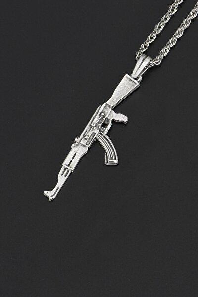 Pubg Keleş Ak-47 Kalaşnikof Kolye - Caz0051