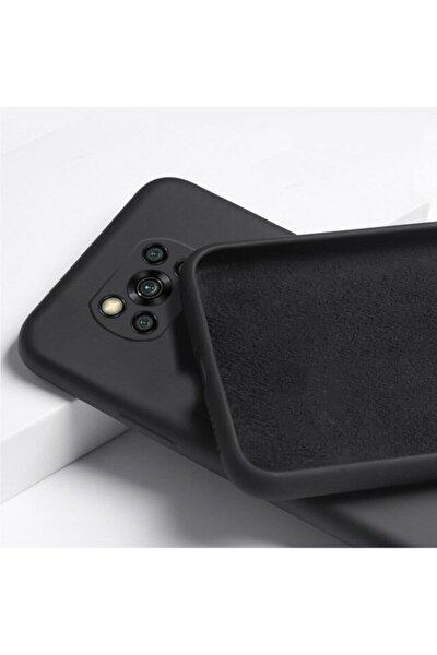Xiaomi Poco X3 Nfc / X3 Pro Uyumlu Içi Kadife Kamera Korumalı Silikon Kılıf