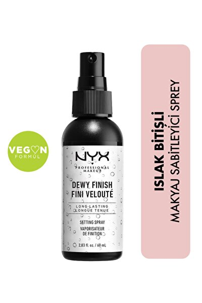 Makyaj Sabitleyici Sprey - Makeup Setting Spray Dewy Dewy 80 g