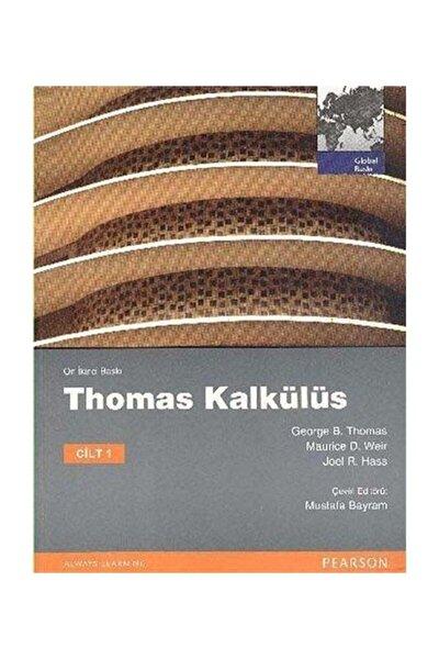 Thomas Kalkülüs Metrik Baskı Cilt 1 George B Thomas