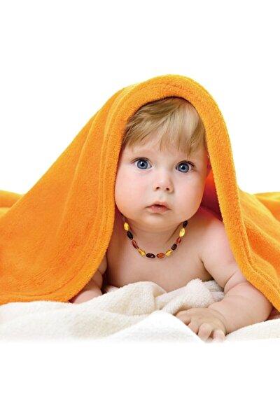 Bebek Kehribar Kolyesi Diş Kolyesi