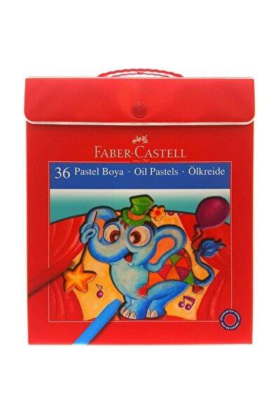 Plastik Çantalı Tutuculu Pastel Boya 36 Renk