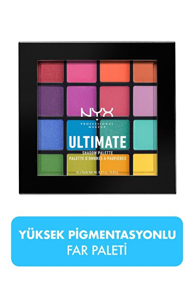 Göz Farı Paleti - Ultimate Shadow Palette Brights 800897017651