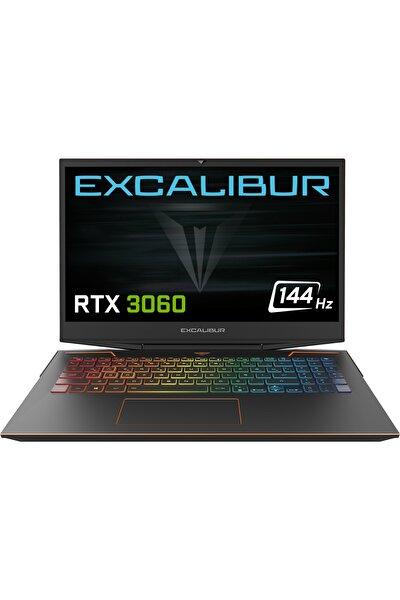 Excalibur G900.1180-bv60x-b Intel Core I7-11800h 16gb Ram 500gb Nvme Ssd 6gb Rtx3060 Freedos