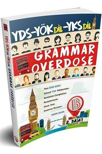 Yds Yökdil Yksdil Grammar Overdose