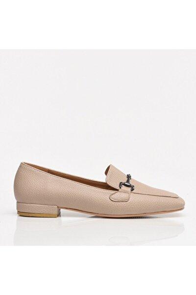 Bej Yaya Kadın Günlük Ayakkabı