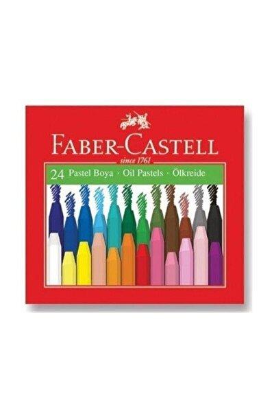 Pastel Boya Karton Kutu 24 Renk Faber Castel