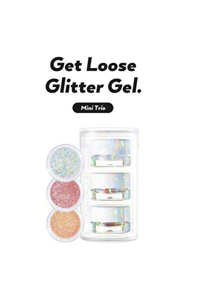 Unleashıa - Get Loose Glitter Gel Mini Trio Set