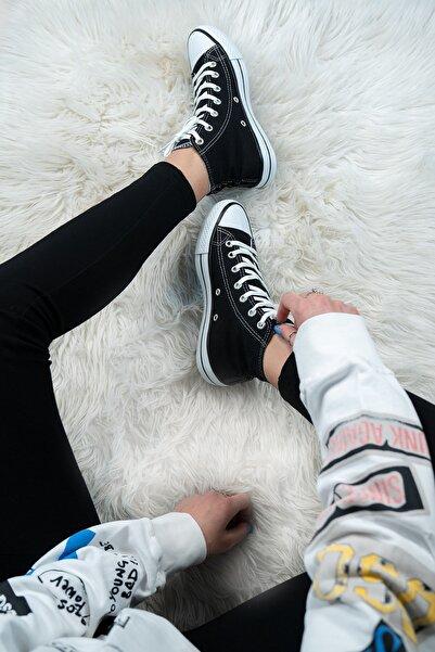Günlük Keten Spor Ayakkabı Bilekli Erkek Kadın 6 Renk