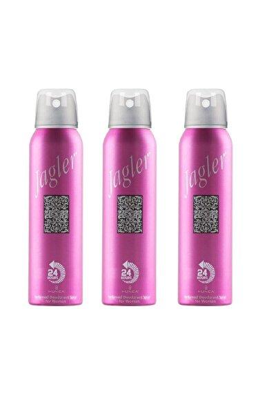 Deodorant For Women 150ml X 3 Adet