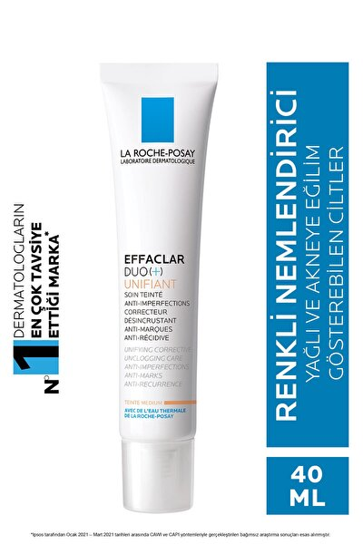 Effaclar Duo+ Unifiant Medium 40 ml