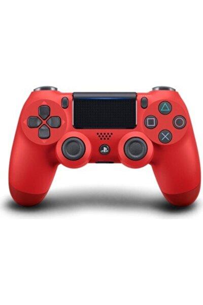 Ps4 Dualshock 4 V2 Ps4 ve Pc Uyumlu Kırmızı Gamepad