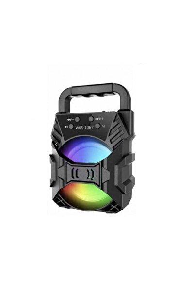 Ktx-1067 Işıklı Bluetooth Hoparlör Ses Bombası Yüksek Ses Ses Bombası Yüksek Ses