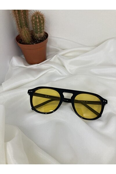 Unisex Vintage Style Güneş Gözlüğü