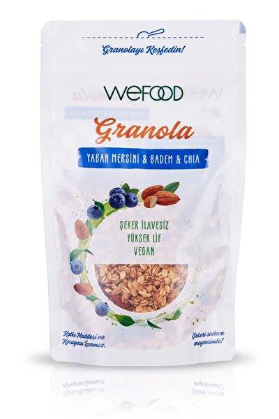 Granola Yaban Mersini & Badem & Chia 250 gr