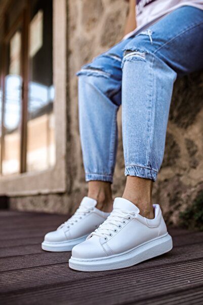 Ch Ch257 Bt Erkek Ayakkabı Beyaz