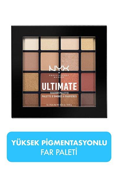 Göz Farı Paleti - Ultimate Shadow Pallette Warm Neutrals 800897017644