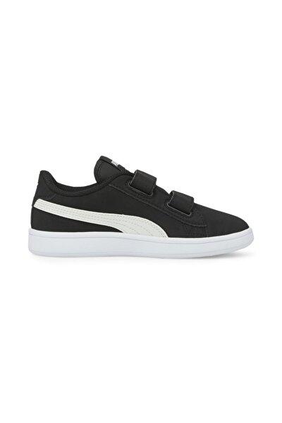 Smash V2 Buck V Ps Çocuk Siyah Günlük Ayakkabı - 36518334