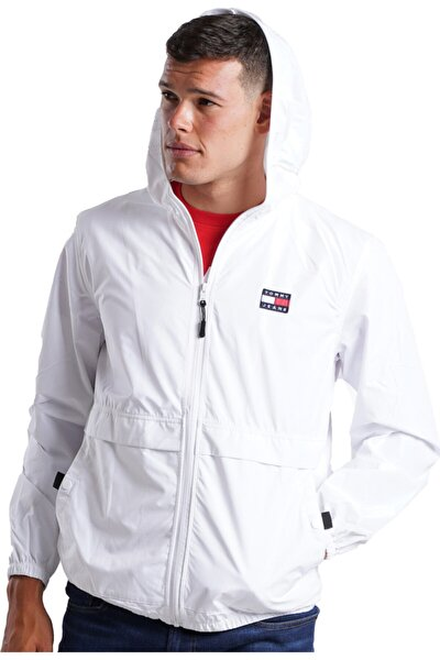 Tju Hooded Wınd Jacket