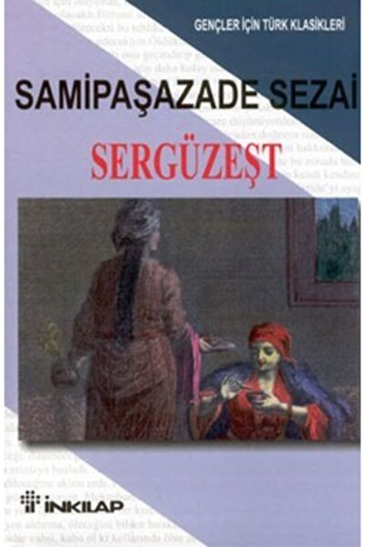 Sergüzeşt - Samipaşazade Sezai 9789751005113