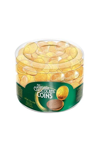 1 Silindir Kutu Para Çikolata Sütlü 400 gr