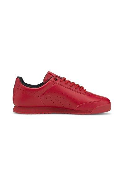 Ferrari Roma Via Perf Unisex Kırmızı Günlük Ayakkabı - 30685503