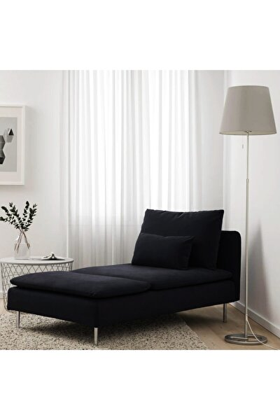 Bella Dinlenme Koltuğu (siyah) Babyface Kumaş 93x151cm