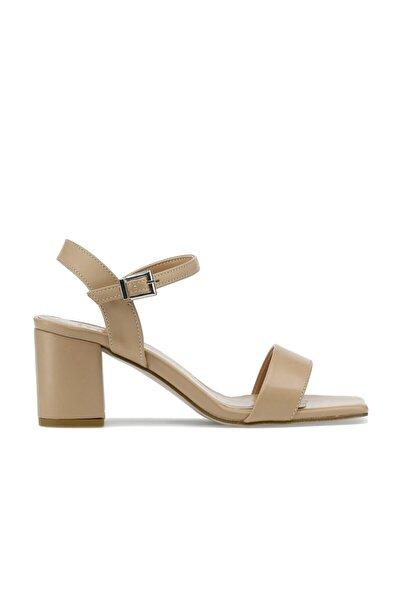 Cardınal.z 1pr Ten Kadın Topuklu Ayakkabı
