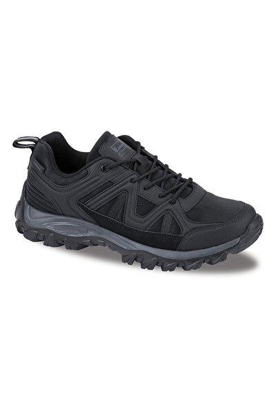 Erkek Siyah (40-45)  Spor Ayakkabı