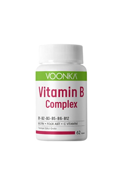 B Complex 62 Tablet