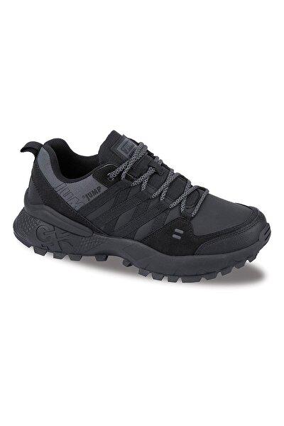 Erkek Siyah Gri Spor & Sneaker Ayakkabı 25676