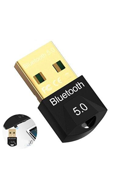 Kablosuz Mini Bluetooth Usb 5.0 Dongle Receiver Alıcısı Aparatı
