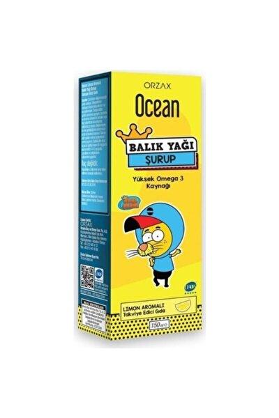 Omega 3 Limon Aromalı Balık Yağı Şurubu Kral Şakir Skt:01/23