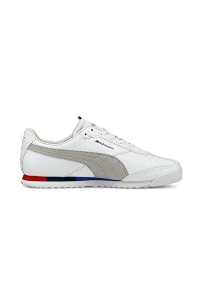 Bmw Mms Roma Via Unisex Beyaz Günlük Ayakkabı - 30686802