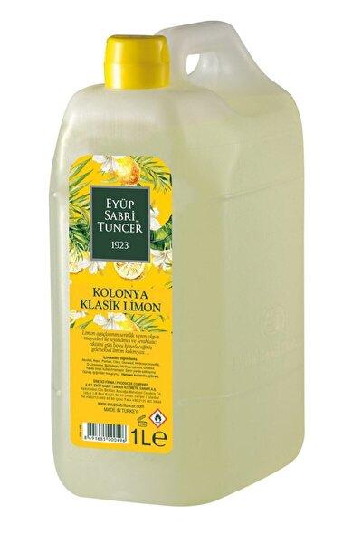 Limon Kolonyası 1 Lt Bidon 80° Derece