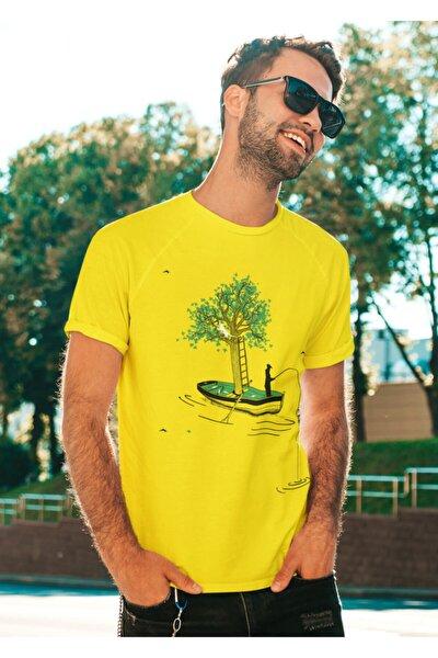 Sukha Tescilli Tasarım Emprime Baskı ( Kalıcı Ve Canlı Renkli ) Pamuk Tişört