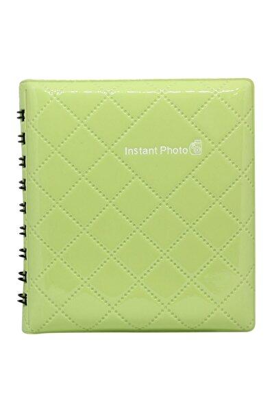 Instax Mini Yeşil Kare Albüm