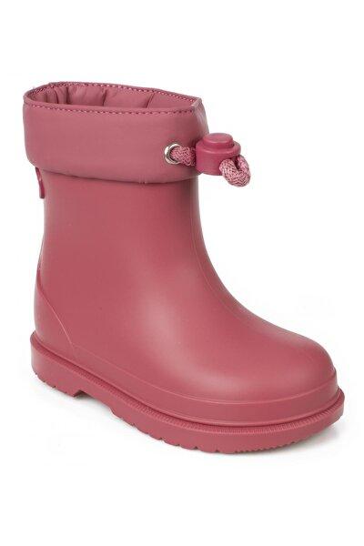 W10257k Bimbi Euri Yağmur Pembe Çocuk Çizme