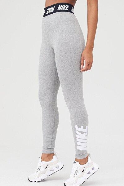 Sportswear Yüksel Belli Gri Spor Tayt