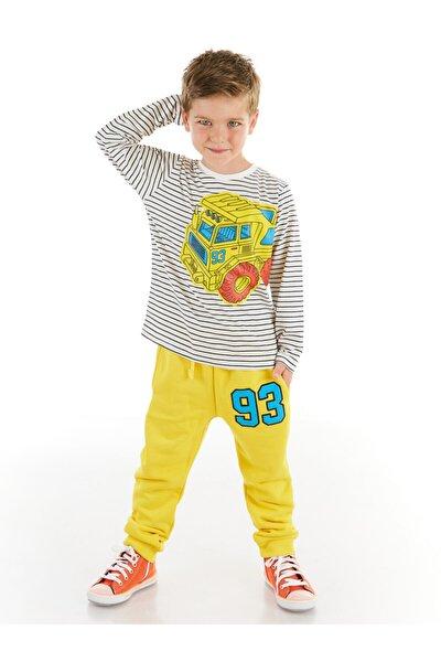 93 Kamyon Erkek Çocuk Pantolon Takım
