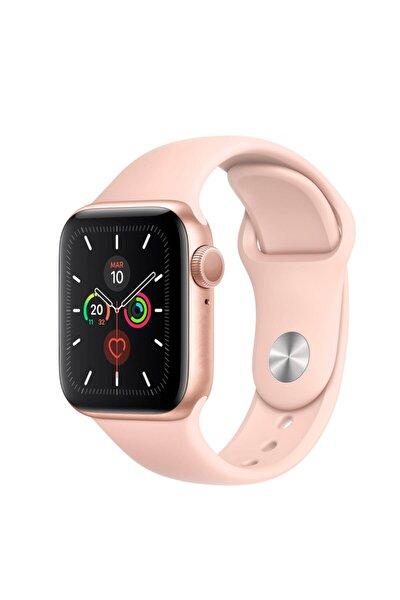 Watch 6 Plus Akıllı Saat Türkçe Tam Ekran Yan Tuş Döndürme Aktif