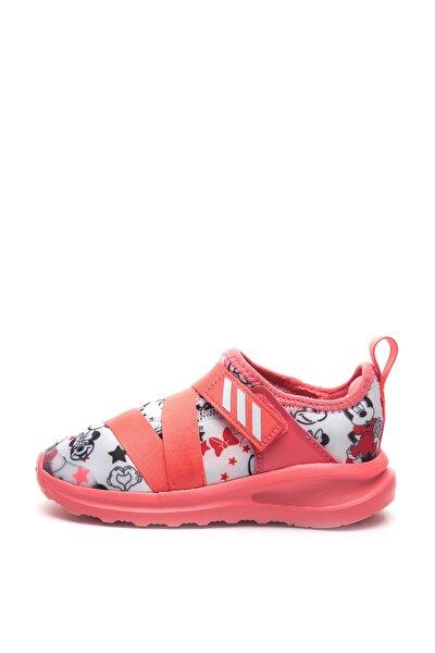 FV4260-B adidas Fortarun X Minnie I Bebek Spor Ayakkabı Turuncu