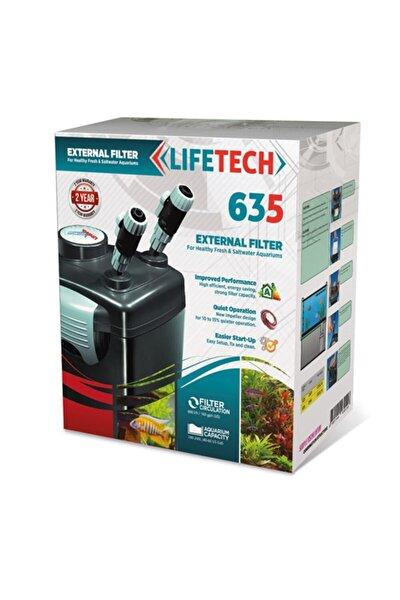 Life Tech 635 Dış Filtre 600lh