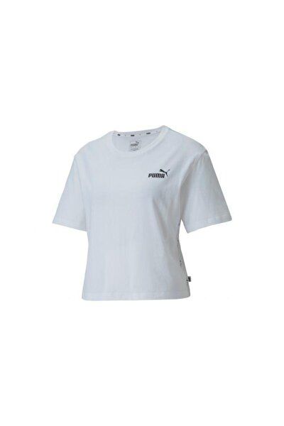 Kadın Beyaz Amplified Tee T-Shirt- 58360902