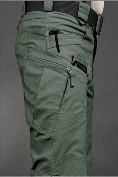 Montana 5.11 Model Tactical Pantolon Haki Yeşil *32x32*