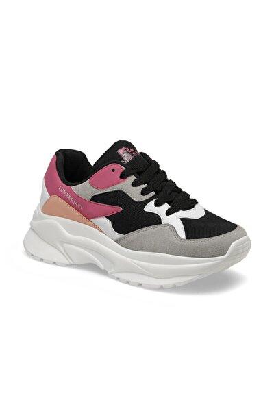 Layla Siyah Kadın Sneaker Ayakkabı