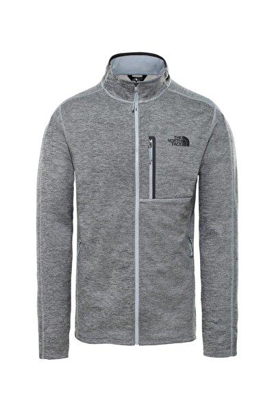 Canyonlands Full Zip Erkek Sweatshirt Gri