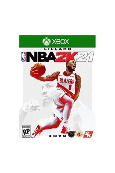 NBA 2K21 Xbox One Oyun